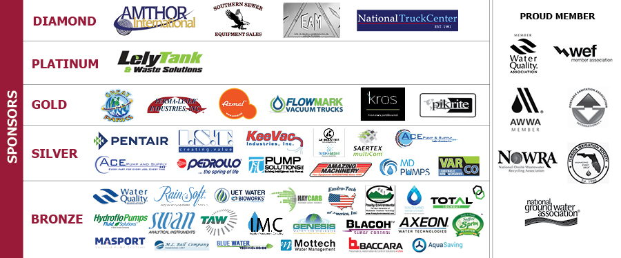 The Water Expo 2016 - Sponsors
